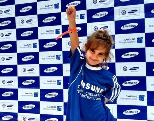 SAMSUNG-CHELSEA DREAM THE BLUES