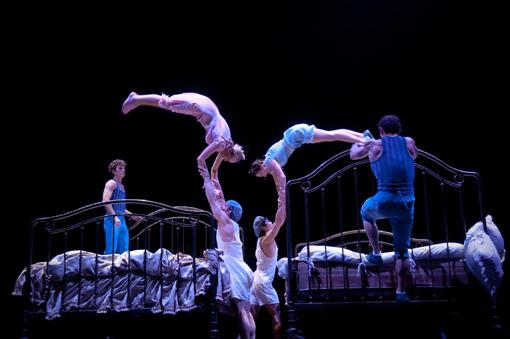 Cirque du Soleil Corteo – Imagem Divulgação