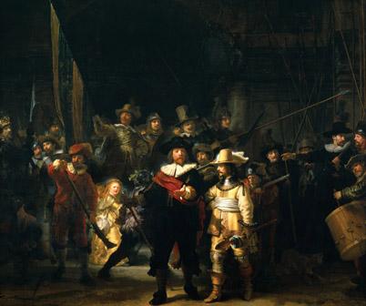 De Nachtwacht Rembrandt van Rijn Rijksmuseum Amsterdam