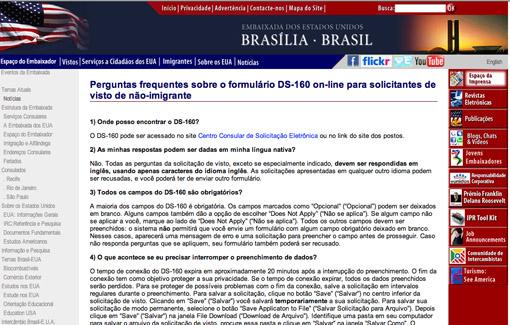 casv brasilia