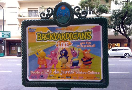 Backyardgans Buenos Aires