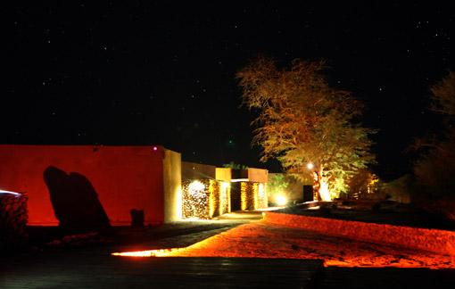 Conheça o Kunza Hotel no deserto do Atacama