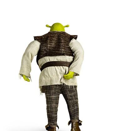 Shrek Imagem de Divulgação Kabuki