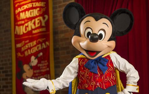 Mickey Magico