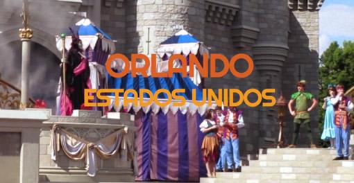 Orlando pela primeira vez - vídeo 1