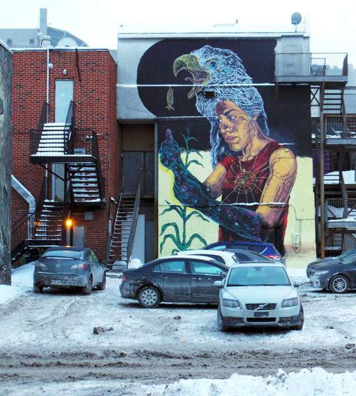 Grafites Montreal 3
