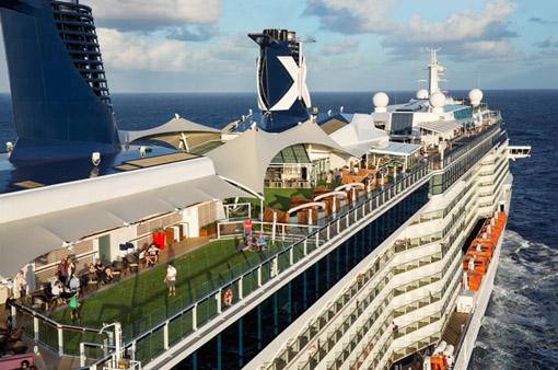 Navio da Celebrity Cruises - Divulgação