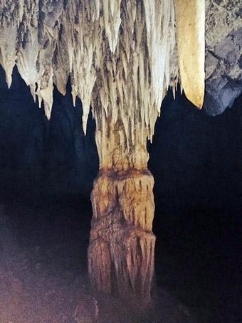 cavernas de Campo Formoso