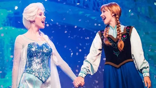 For the First Time in Forever - a 'Frozen' Sing-Along Celebration'