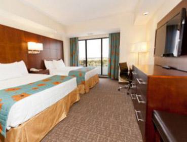 Ramada Plaza Resort & Suites International Drive Orlando suite