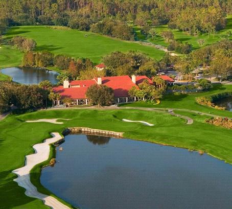 Villas of Grand Cypress golfe