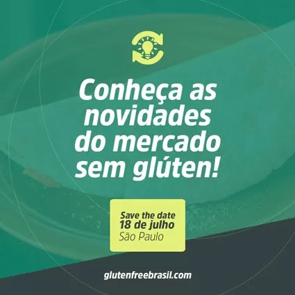 gluten free brasil