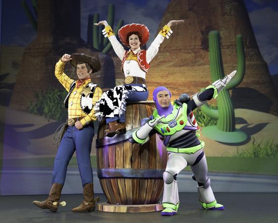 Disney Live7