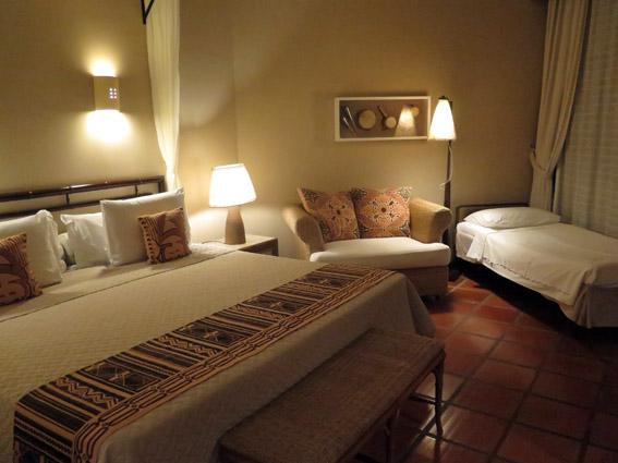 Suite camas