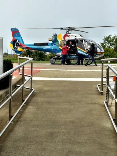 Niagara Helicoptero