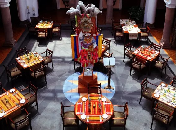 Hotel Patio Andaluz Quito