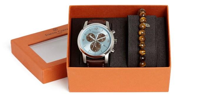 Relógio Simon Carter