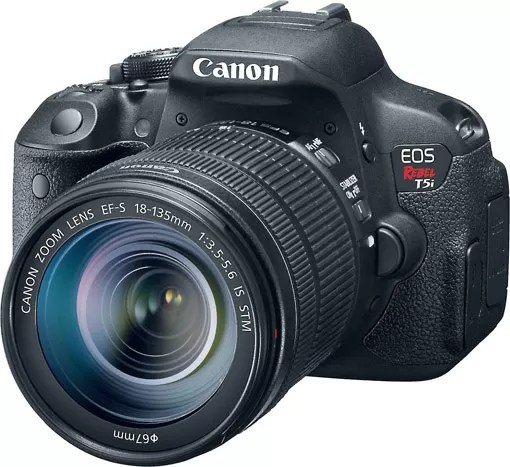 eos rebel t5i