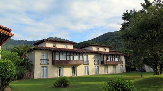 Club Med fachada suites
