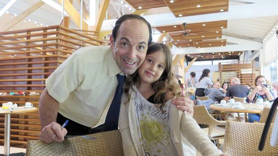 DPA no Club Med Vitoria com Severino