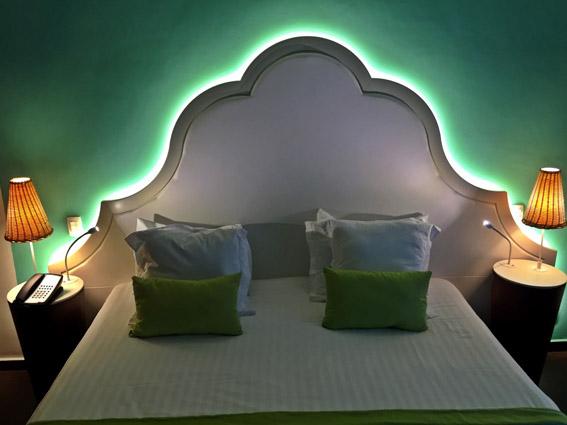 Cama suite Club Med
