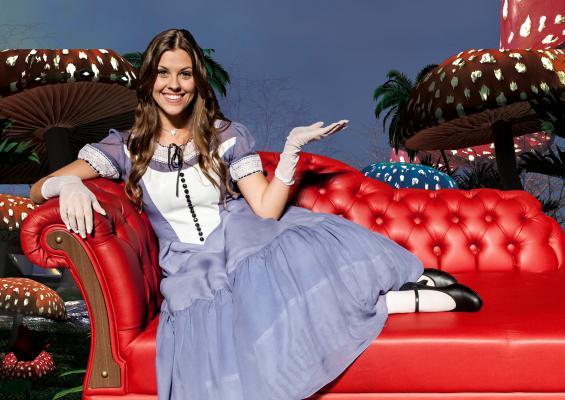 Alice no País das Maravilhas o musical