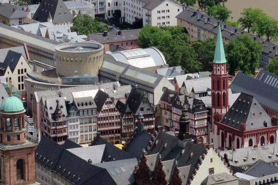 Centro Historico Frankfurt