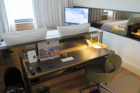 Mesa Suite Wyndham Grand Frankfurt