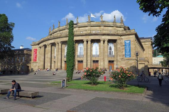 A Ópera de Stuttgart