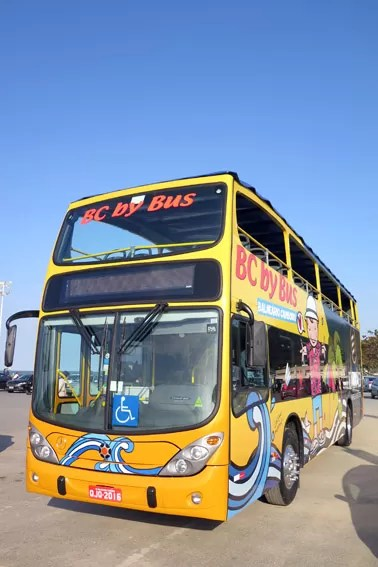 BC By Bus Balneário Camboriu