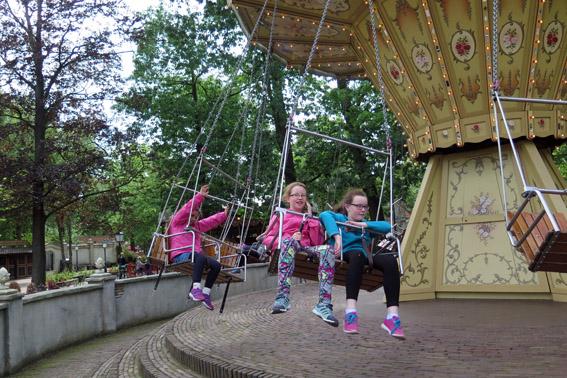 Amsterdam com criança - Parque Efteling Holanda