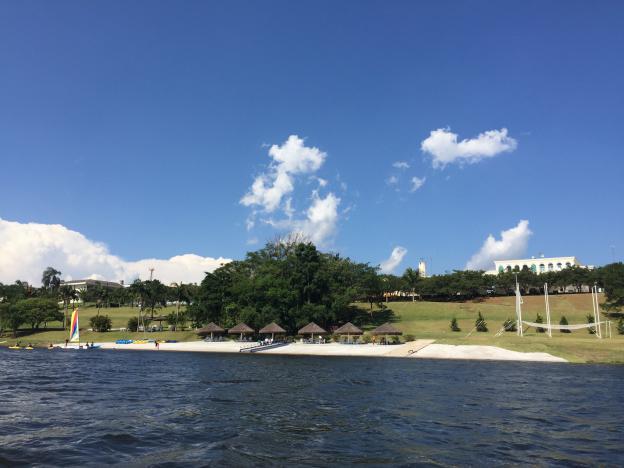 Prainha do Club Med Lake Paradise
