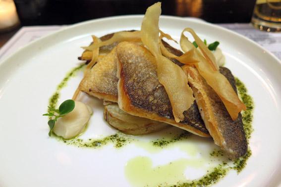 peixe prato Mazzo