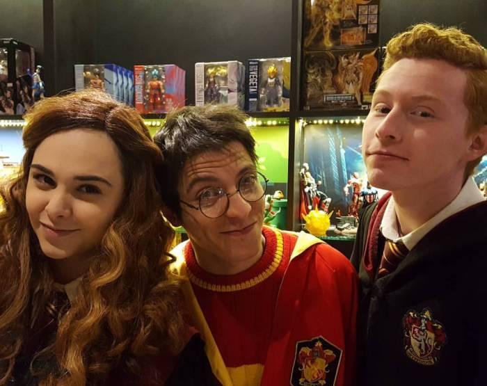 Curso Harry Potter