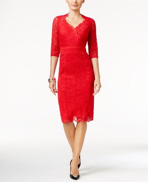 Red Dress Thalia