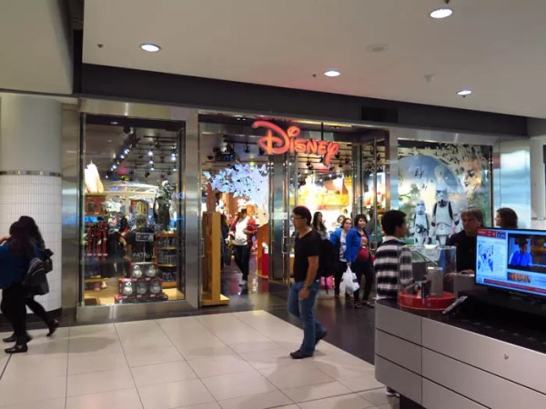 Disney Store Eaton Center