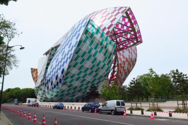 Fondation Louis Vuitton Paris