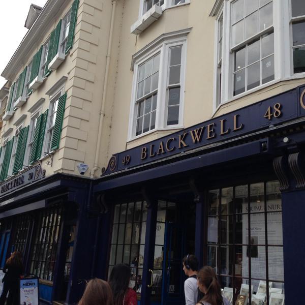 Blackwell's Bookshop