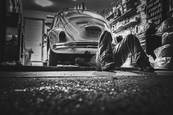 revisão de carro
