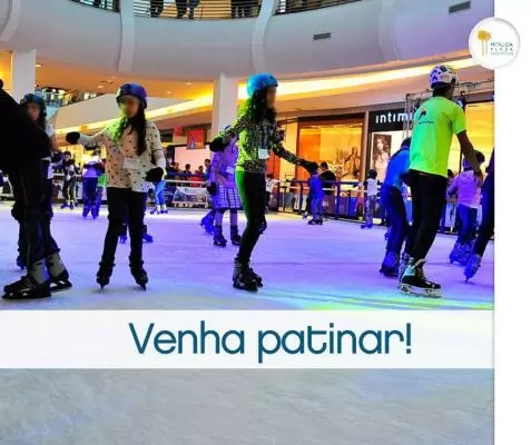 Patinar shopping