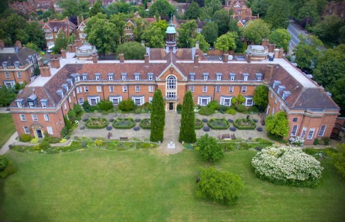 St. Hugh's college