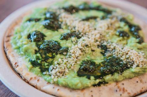Manna Life Food - arepa de avocado