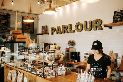 Parlour Vegan Bakery