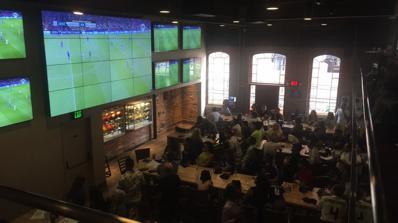 Lion's Pride Soccer Pub & Grill