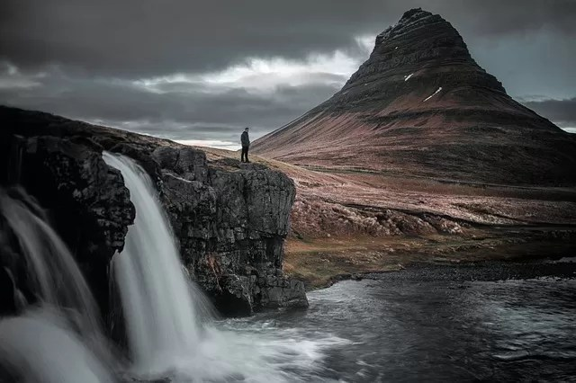Myrdalssandur, Islandia