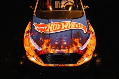 Beto Carrero hot Wheels