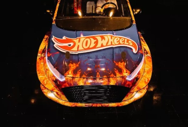 Beto Carrero hot Wheels