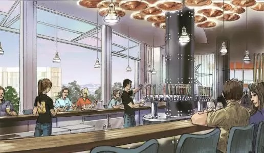 brewery for Disney