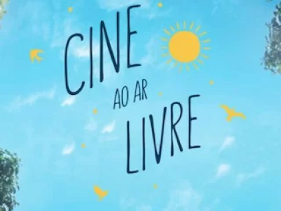 Cine ao Ar Livre