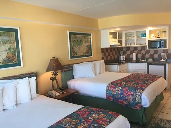 Sea Shells Beach Club Daytona Beach suite